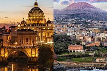 Diferencias entre la Pizza Napolitana y la Romana