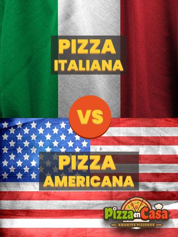 Pizza italiana Vs Pizza americana: Diferencias - Pixabay