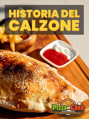 Calzone - Una empanadilla de Pizza - Freepik.com