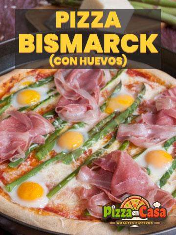Cómo hacer auténtica Pizza alla Bismarck