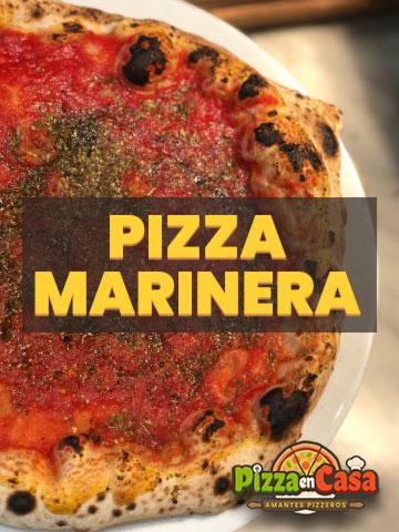 Cómo hacer auténtica Pizza Marinara