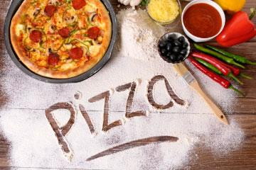 Cómo hacer Pizza