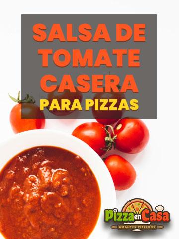 Cómo hacer salsa de tomate casera para pizzas - Marco Verch para Flickr
